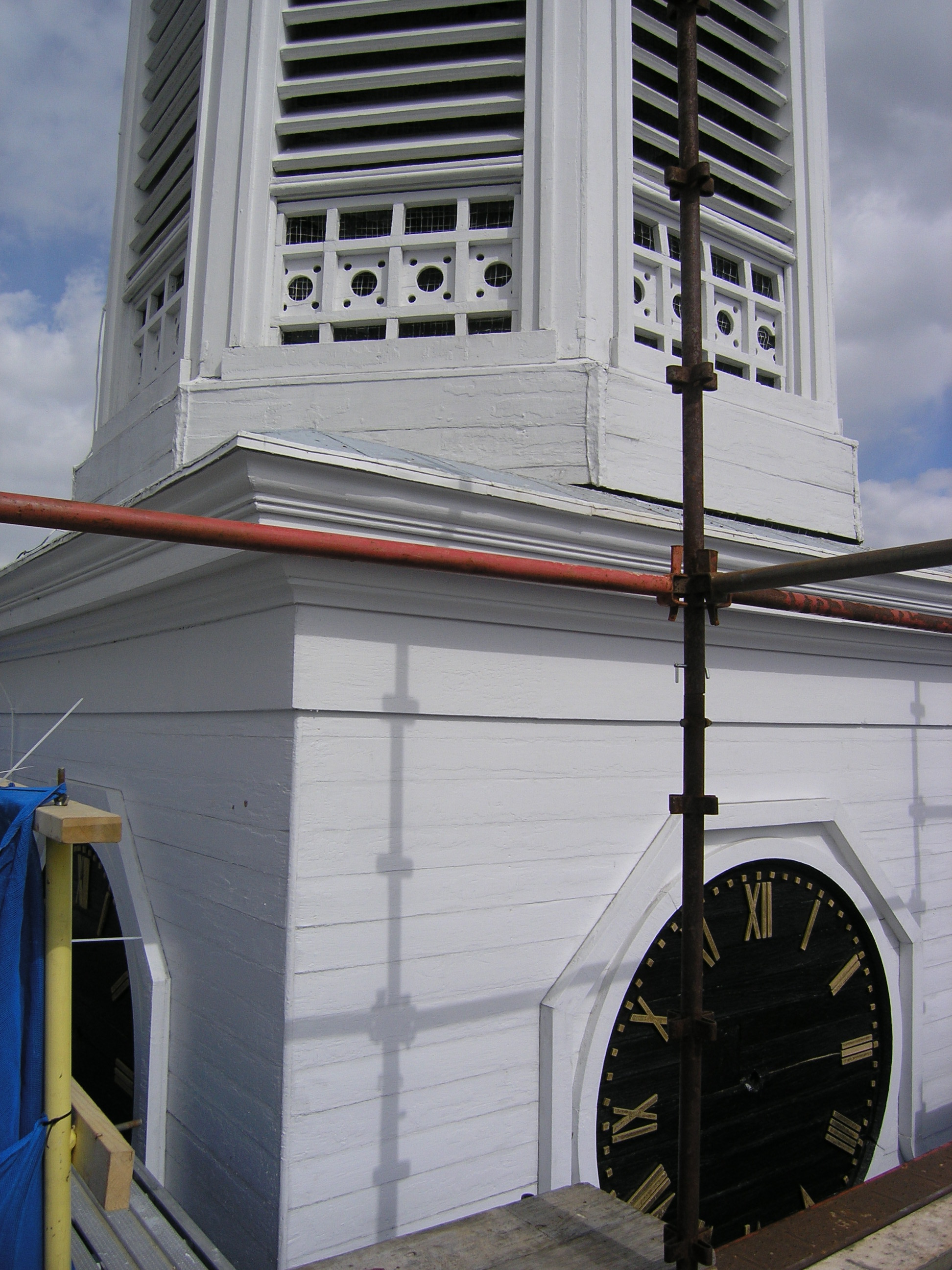 Belfry and Clock Tower