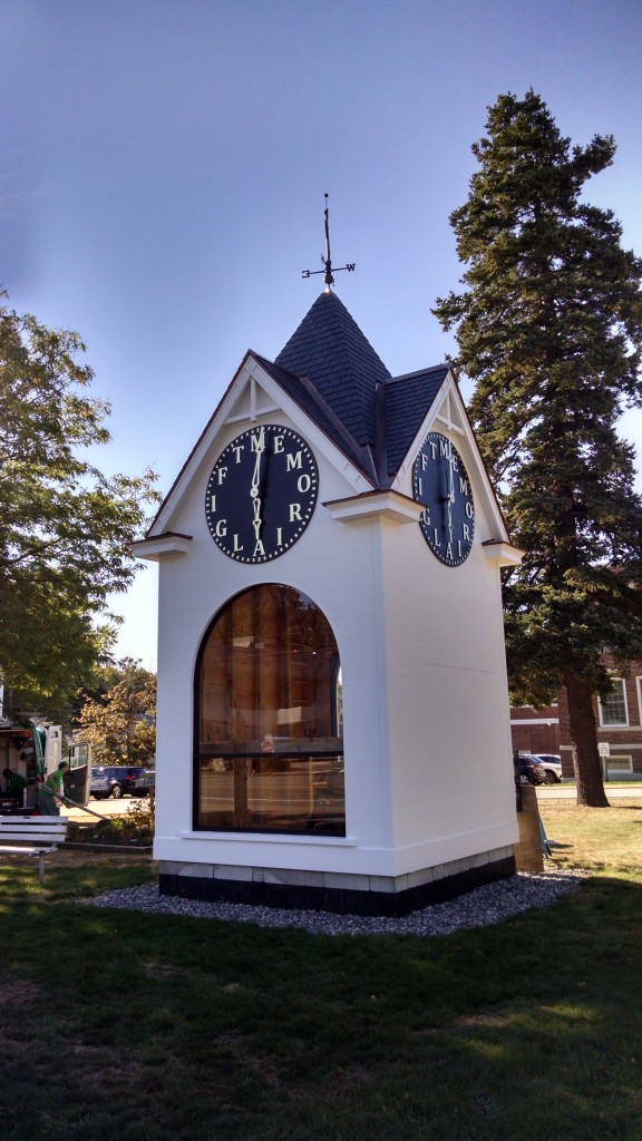 Hampton Town Clock Tower