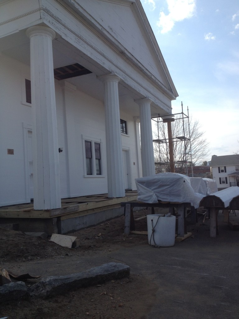 3 of 4 columns replaced